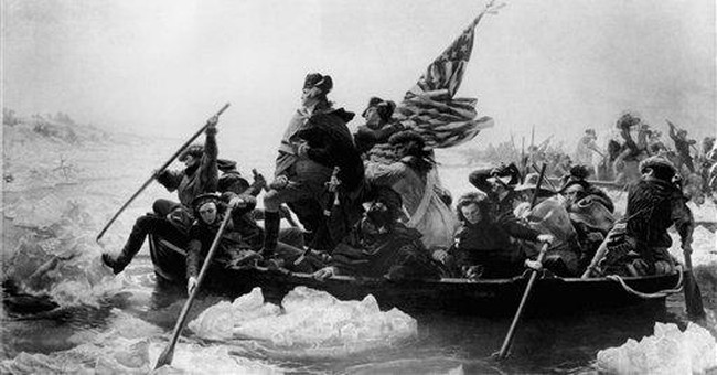 Washington's First Fourth