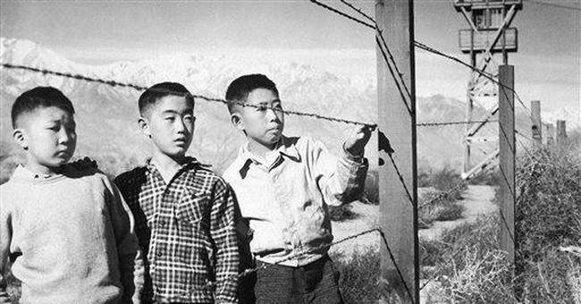 Today is the Anniversary of the Order to Create Japanese Internment Camps