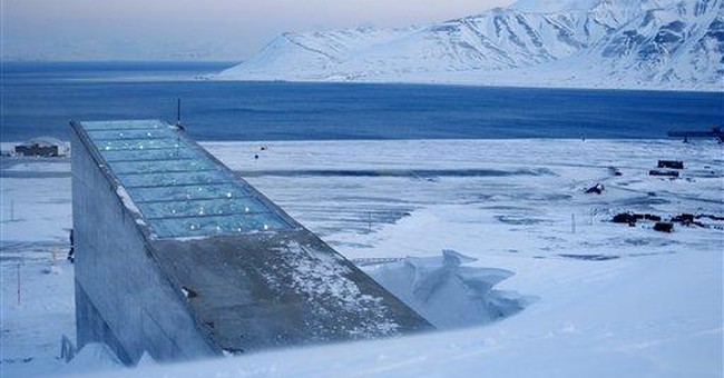 Not Good: The Doomsday Seed Vault Was Tapped Due To The Syrian Civil War