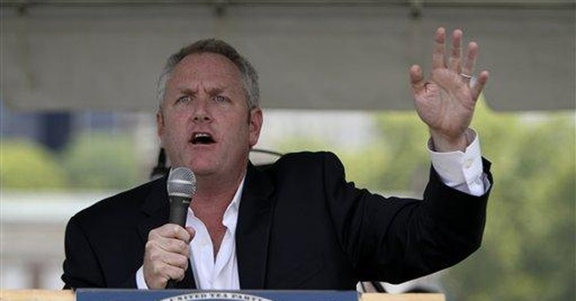 Andrew Breitbart, The Tea Party And Race