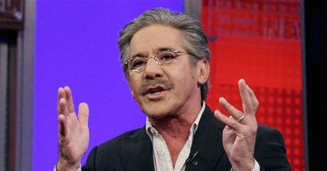 WATCH: Emotional Geraldo Rivera: We Treat Caravan Riders Like Zombies From 'The Walking Dead'