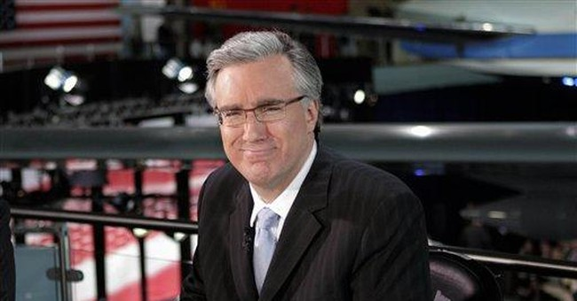 Keith Olbermann Tells Twitter Mob To Attack Hunter