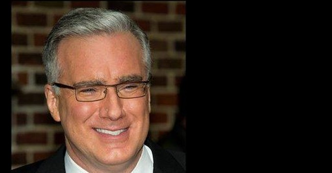 WATCH: Keith Olbermann Has an Epic Meltdown Because He Wants Trump to Face the Death Penalty