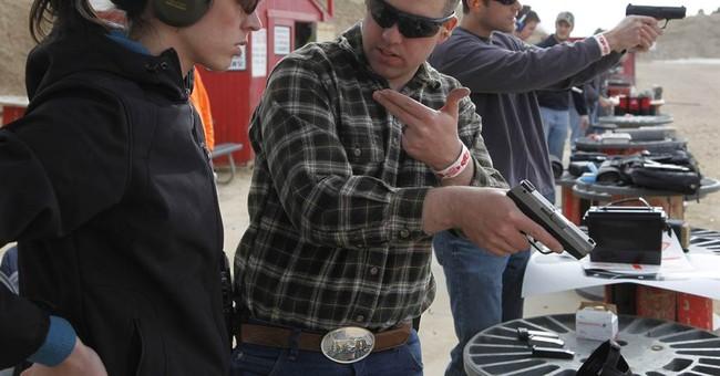 Massacre-hardened Colorado a gun control test case