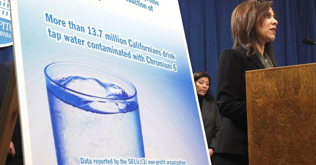 EPA: Calif failed to spend $455M on water projects
