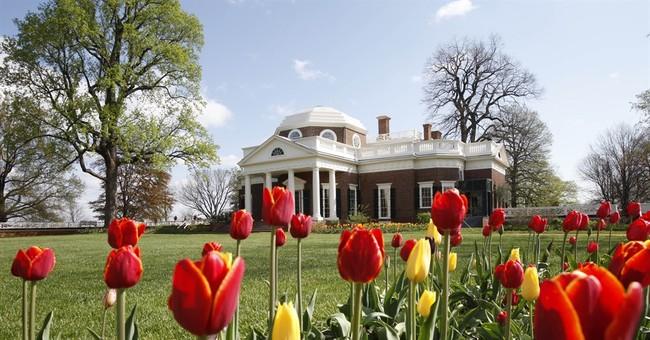 $10M gift spurs restoration at Jefferson's estate