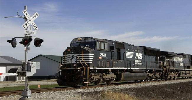 Norfolk Southern railroad 1Q profit up 10 percent