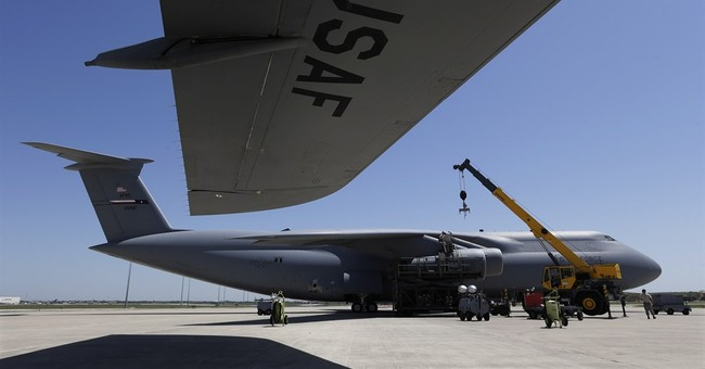 AP IMPACT: Congress slows military efforts to save