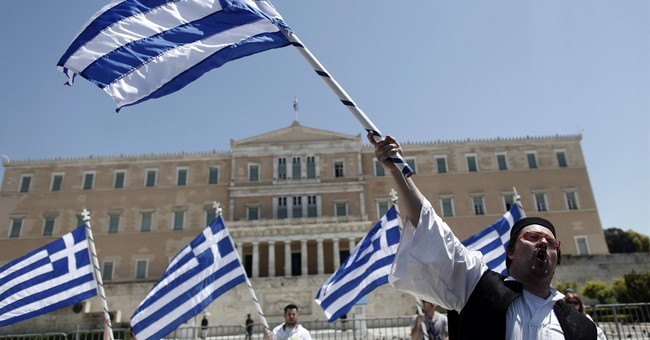 UN: Crisis in Greece weakening human rights action