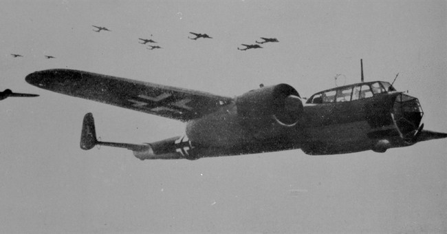 German WWII bomber to be salvaged off UK coast