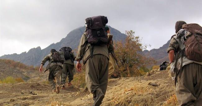 Iraq rejects refuge for Turkey's Kurdish fighters