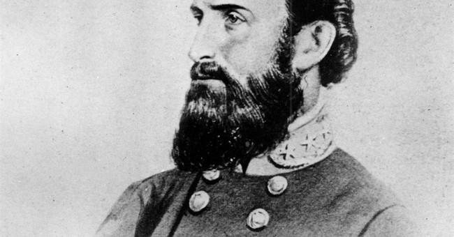 Surgeon: Stonewall Jackson death likely pneumonia