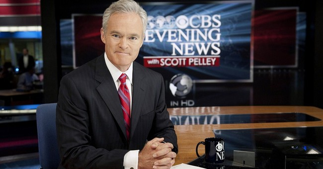 CBS anchor Pelley: Journalism's house is on fire