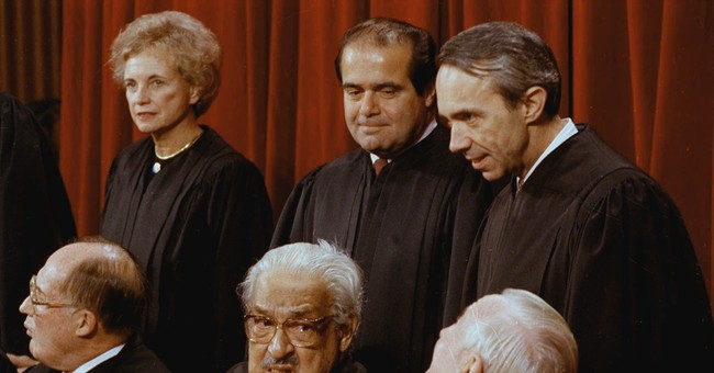 In entire court term, justices see 1 black lawyer