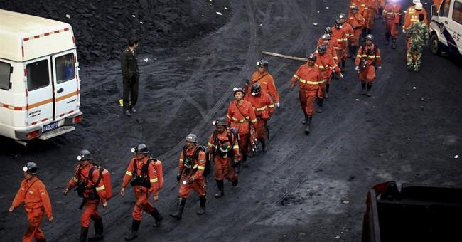 Buildup of gas blamed in SW China mine blast