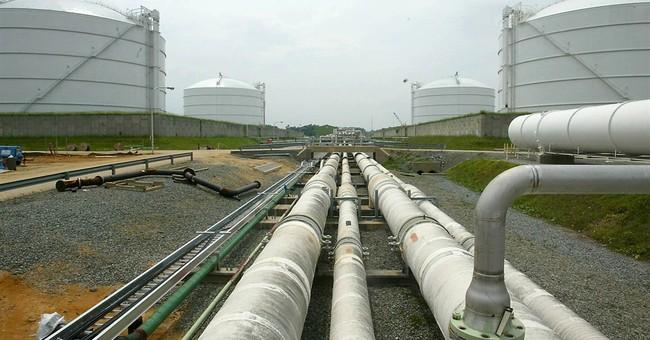 Natural gas export plans stir debate
