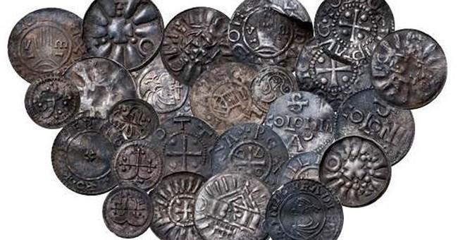 Danish teenager makes rare Viking find