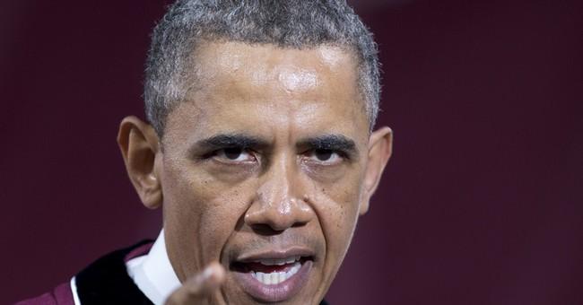 Obama exhorts good deeds by Morehouse graduates