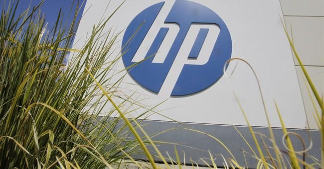HP's 2Q offers hope even as revenue slump deepens