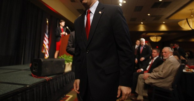 GOP's Walker touts state ties during trip to Iowa
