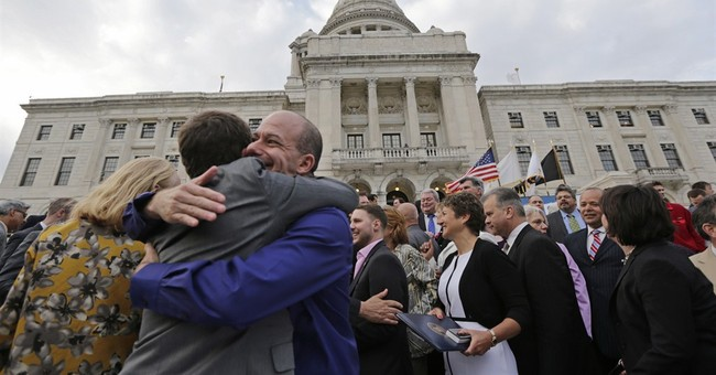 Will justices take note of new gay marriage laws?