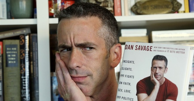 Sex-advice ace Dan Savage on the loose in new book
