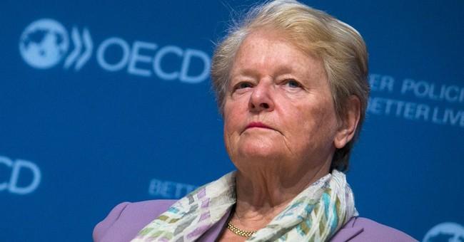 OECD: Europe remains threat to world economy