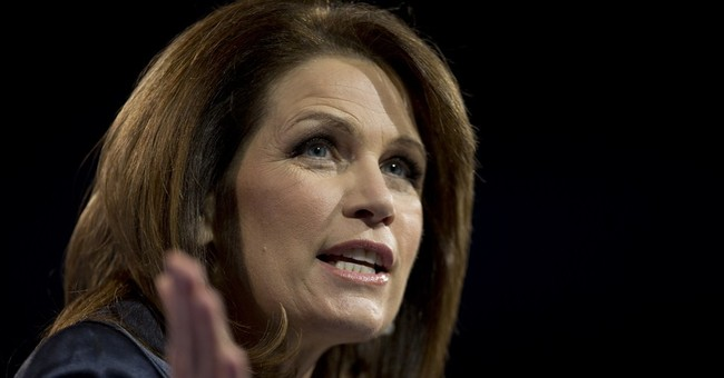Democrat drops out, says goal was to oust Bachmann