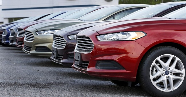 US auto sales roar back in May, led by pickups