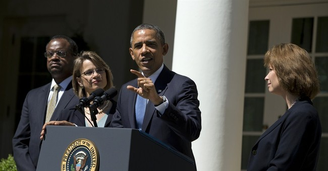 Obama nominates 3 to appeals court, testing GOP