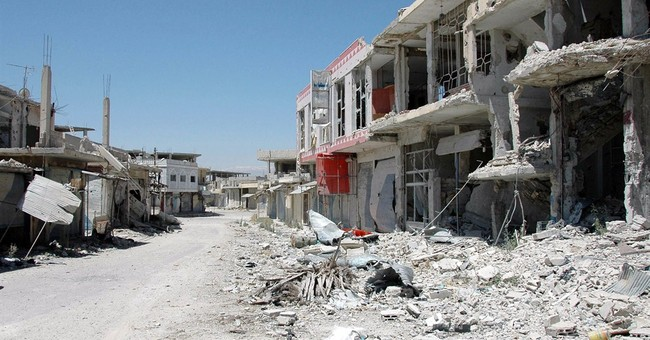 Car bomb kills 7 people in central Syrian city
