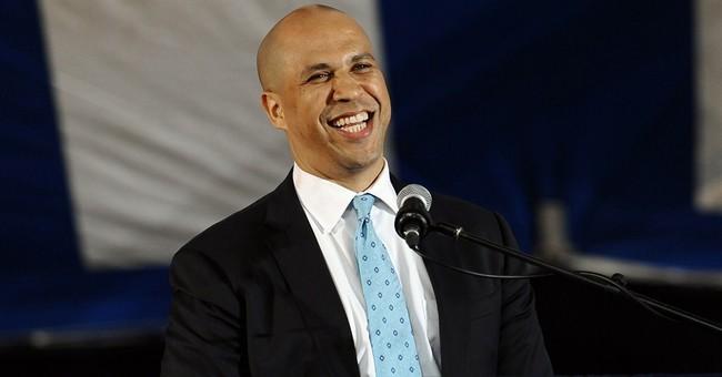 Newark Mayor Booker formally joins NJ Senate race