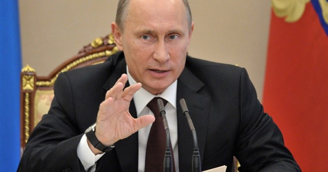 Russia offers peacekeepers for Golan Heights