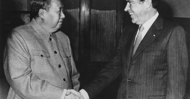 AP PHOTOS: When US presidents, China leaders meet
