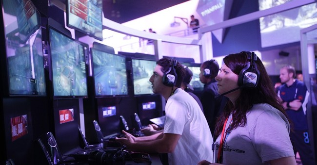 At E3, sexism still an issue