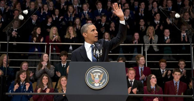 Obama: Northern Ireland peace will be tested