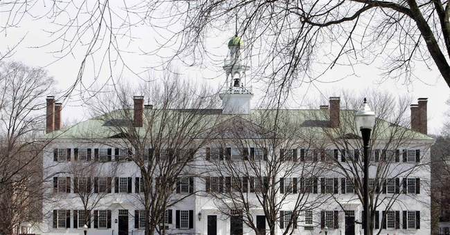 Dartmouth College ending Advanced Placement credit