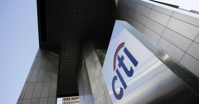 Legal expenses drag down Citigroup 4Q earnings