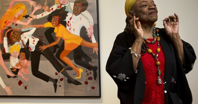Faith Ringgold's controversial art at DC museum