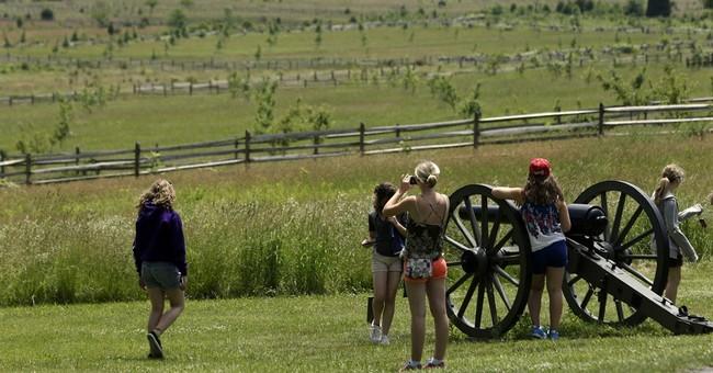 Shaped by history, Gettysburg celebrates milestone