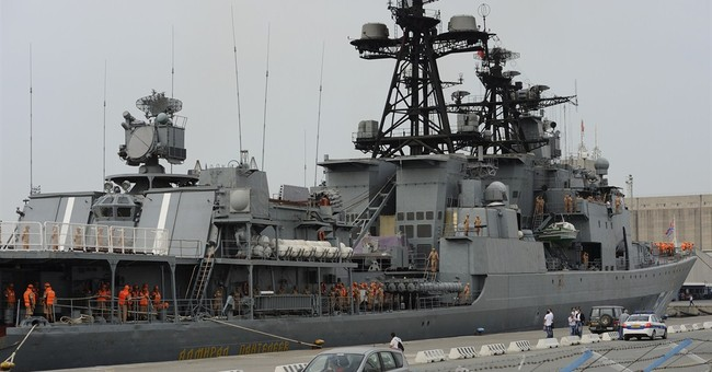 Russia subs military with civilians at Syrian base