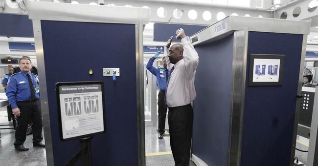 TSA to remove controversial X-ray scanners