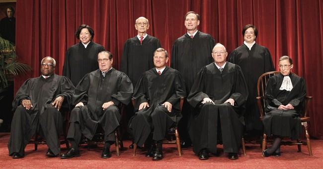 Momentous Supreme Court term ends with flourish