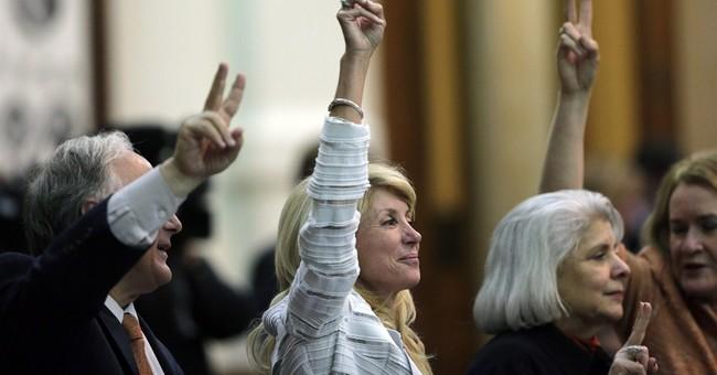 Texas filibuster star Davis still weighing future