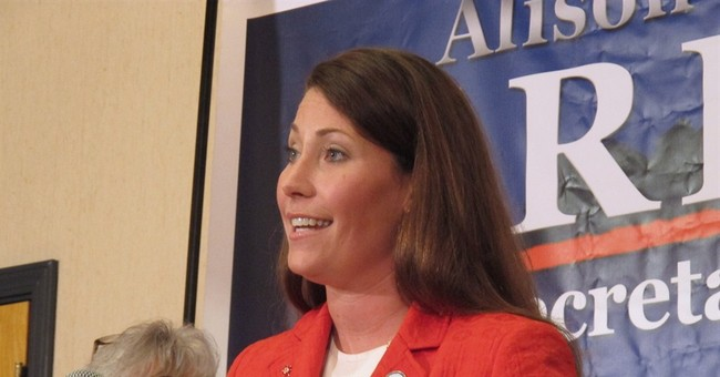 Ky secretary of state to challenge Mitch McConnell