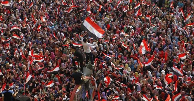 Israel nervously watching Egyptian turmoil