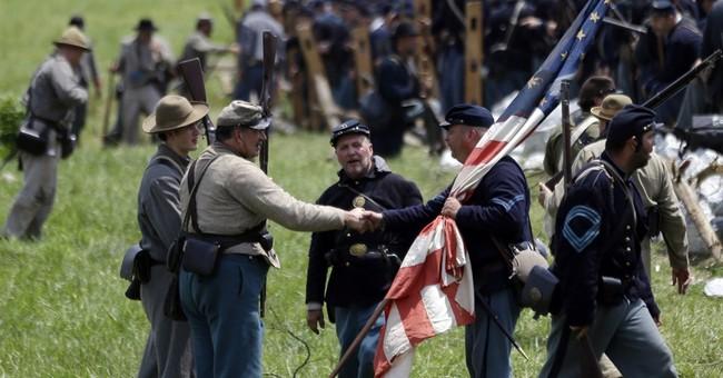 Visitors flock to remember Gettysburg battle