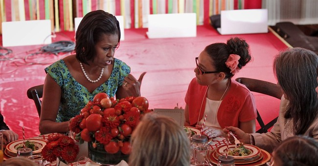 First lady to host 'state dinner' for kid chefs