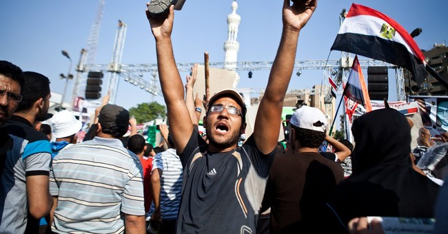 In his final days, Morsi was isolated but defiant