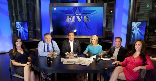 Fox News' hit 'The Five' marks 2-year milestone